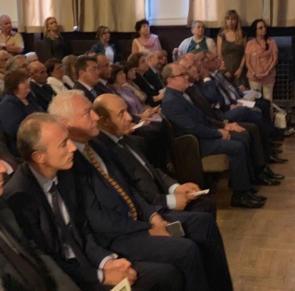 """Кметът Никола Белишки присъства на церемонията по връчването на наградата """"Проф. Марко Семов"""""""