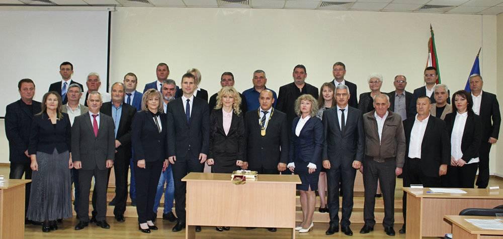 Никола Белишки положи клетва за трети път като кмет на община Панагюрище