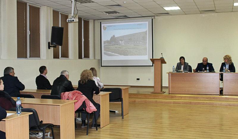 Проведе се публично обсъждане на проектобюджета на Община Панагюрище за 2020 година