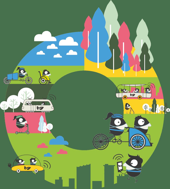 Европейската седмица на мобилността 2020 в Панагюрище