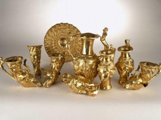 Панагюрското златно съкровище се завръща в родния край
