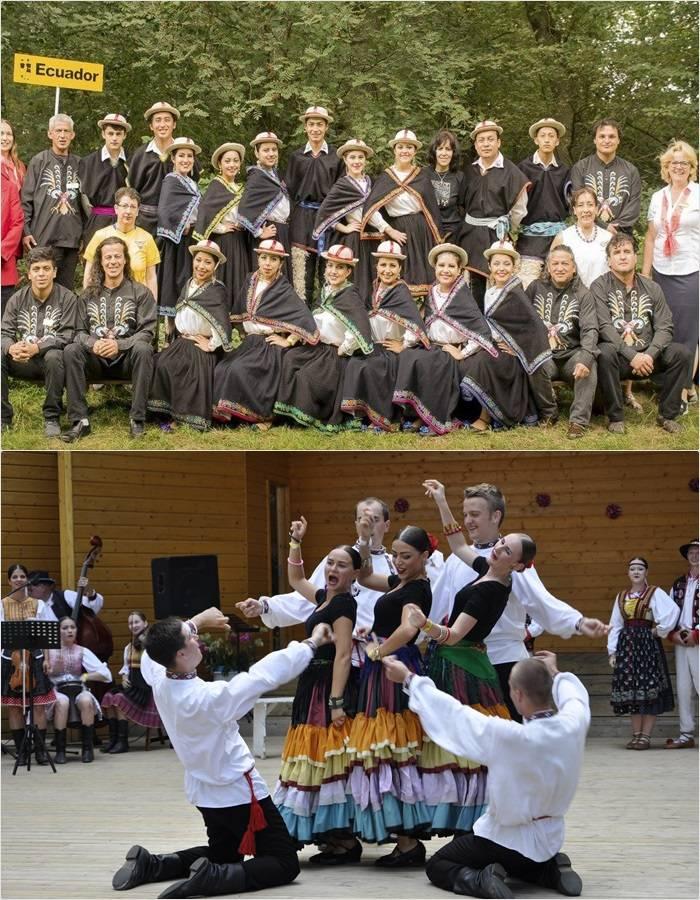 """Танцови състави от Еквадор, Индия, Украйна и Словакия пристигат в Панагюрище за """"Пъстър свят"""""""