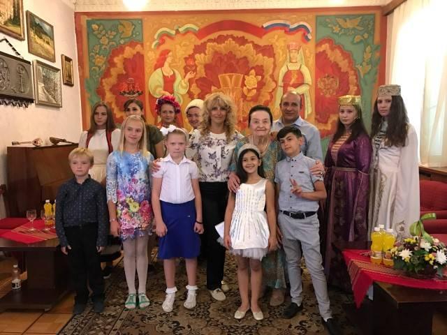 Ръководството на община Панагюрище уважи празника на побратимения град Пятигорск