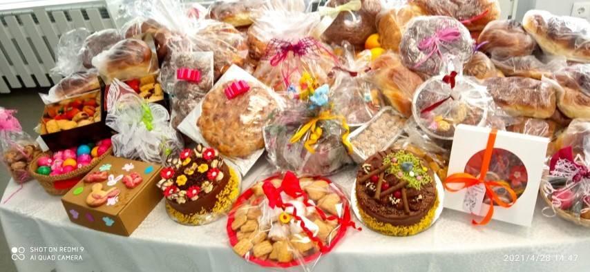 Благотворителни инициативи в навечерието на най-големия християнски празник Великден