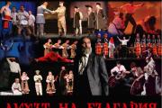 """Ансамбъл """"Българе"""" с впечатляващ спектакъл в Панагюрище, посветен на Съединението"""