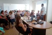Новостите в употребата на психоактивни вещества обсъдиха в Местната комисия към община Панагюрище