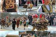 Близо 300 кукери гониха злите сили в село Оборище на Рогачовден