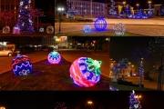 Панагюрище засиява с коледна украса на 2 декември