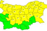 За област Пазарджик е обявен жълт код за силен вятър