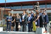 В Панагюрище беше официално открит мемориалът на проф. д-р Лъчезар Цоцорков