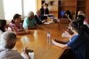В Панагюрище се проведоха консултации за състава на Общинската избирателна комисия за местния вот