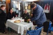 С вино и песни празнуваха в село Елшица