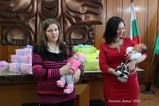 Ръководството на община Панагюрище ще ориса първото бебе за 2019 година