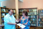 """Поетесата Тонка Славкова е победител в Националния конкурс за непубликувана детска поезия """"Стоян Дринов"""""""