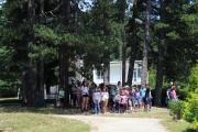 Летният лагер в село Панагюрски колонии отвори врати