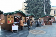 Коледен базар допълва празничното настроение в Панагюрище