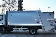 Нов специализран автомобил се грижи за чистотата в община Панагюрище