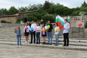Панагюрище отбеляза Деня на Европа и Деня на победата