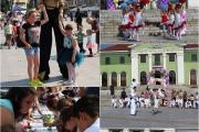 Децата на Панагюрище празнуваха заедно Международния ден на детето