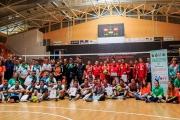 Волейбол с кауза играха в Панагюрище