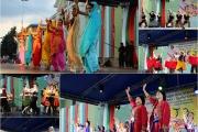 """Грандиозен финал на Четвъртия международен младежки танцов фестивал """"Пъстър свят"""""""