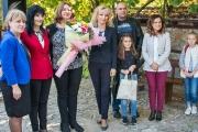 """На тържествена церемония бе връчена поименната студентска стипендия """"Проф. Марин Дринов"""""""