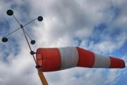 Съобщение във връзка с обявен жълт код за опасност от силни ветрове в област Пазарджик