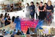 """Заместник-кметът Галина Матанова бе гост на официалното откриване на Природния център """"Спиралата на живота"""" в СУ """"Нешо Бончев"""""""