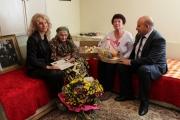 Мария Атмаджова от село Бъта празнува 100-годишния си рожден ден
