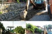 Община Панагюрище продължава благоустрояването на улици
