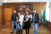 Ръководството на община Панагюрище ще ориса първото бебе за 2017 година