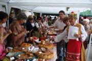 Най-добре представилите се участници в регионалния празник на шарената сол в село Бъта бяха отличени от журито