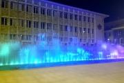 Фонтанът в центъра на Панагюрище е сред най-посещаваните атракции