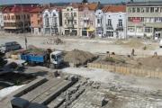 """Проект """"Панагюрище – общински център с устойчива и екологична градска среда и високо качество на живот"""" – един месец след стартиране на строителните дейности"""