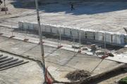 Започна доставката на гранитни плочи за настилката на централния площад в Панагюрище