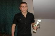 Иван Хърков е спортист на годината на Община Панагюрище за 2014 година
