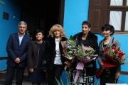 Заместник-кметът Галина Матанова поздрави Дриновци за патронния празник и обяви поименната студентска стипендия Проф. Марин Дринов