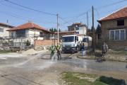 График за миене на улици за периода от 13.04 – 16.04. 2020 г.